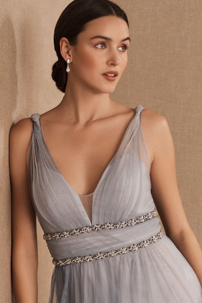 View larger image of Marchesa Notte Weaver Dress