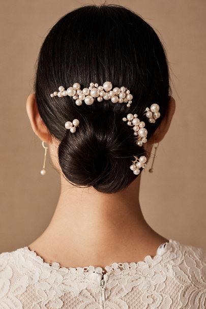 View larger image of Abra Hair Comb & Pin Set