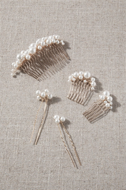 View larger image of Abra Hair Comb & Pin Set
