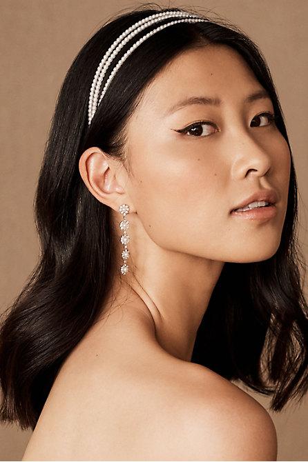 Zita Pearl Headband