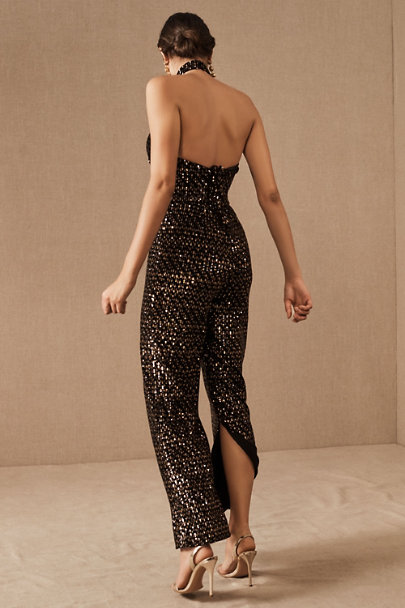 View larger image of ML Monique Lhuillier Lucrezia Jumpsuit
