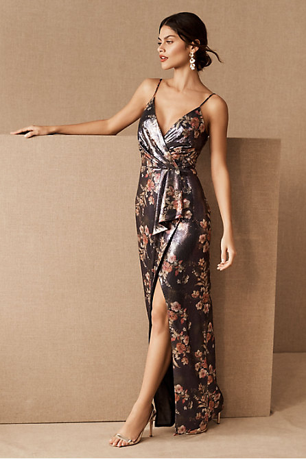 ML Monique Lhuillier Eyrie Dress