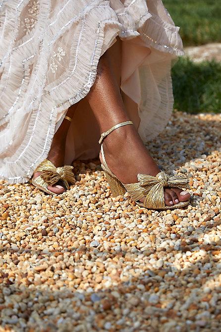 Loeffler Randall Camellia Heels