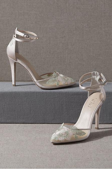 Bella Belle Flora Heels