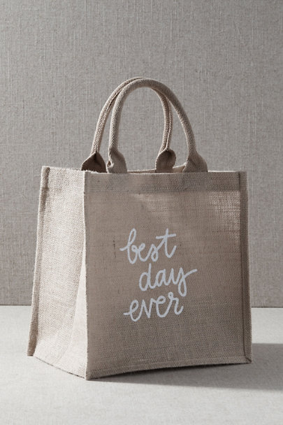 View larger image of Best Day Ever Tote