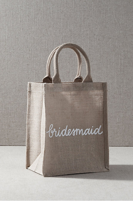 Bridesmaid Reusable Tote