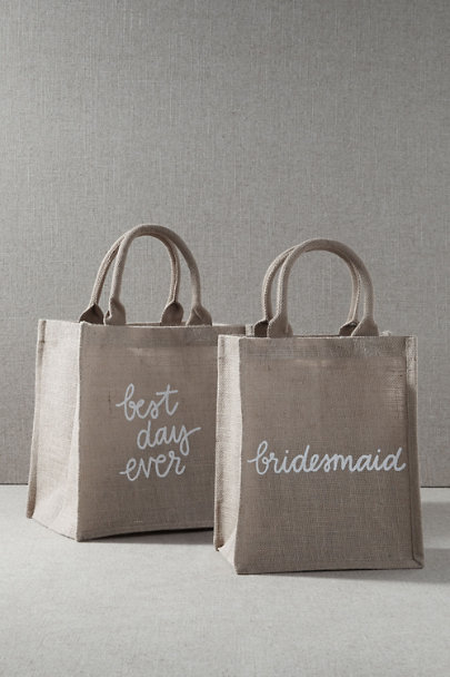 View larger image of Bridesmaid Reusable Tote