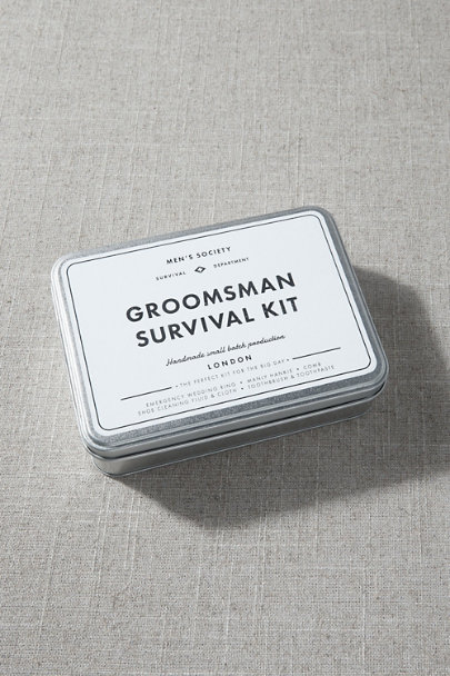 View larger image of Groomsman Survival Kit