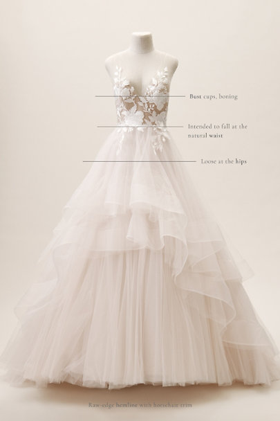 View larger image of Wtoo by Watters Valera Gown
