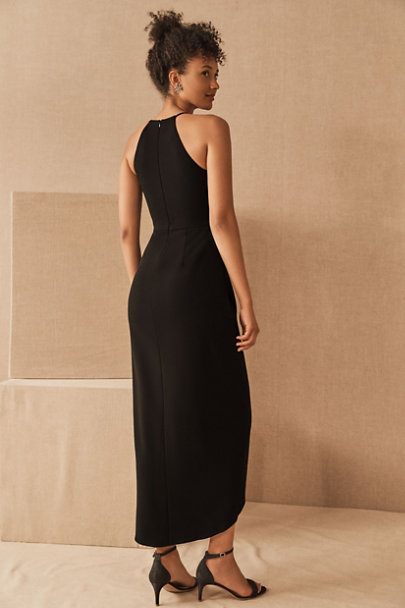 View larger image of Marceau High-Low Crepe Dress