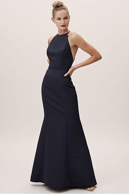 Amsale Caroline Dress