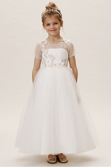 factory outlet official site newest style Flower Girl Dresses - BHLDN
