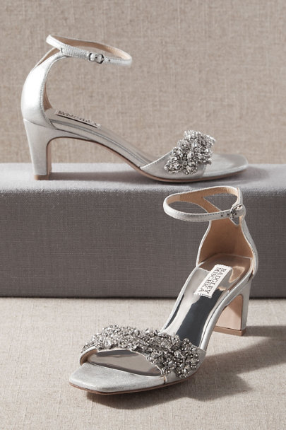 View larger image of Badgley Mischka Alison Heels