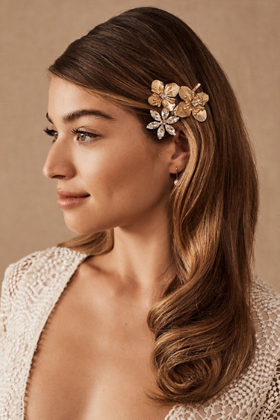 View larger image of Maylie Hair Pins