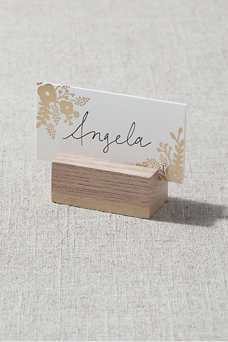 Beech Place Card Holders (6)