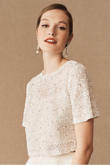 BHLDN Shayla Topper