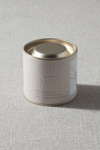 View larger image of Elemental Tin Candle