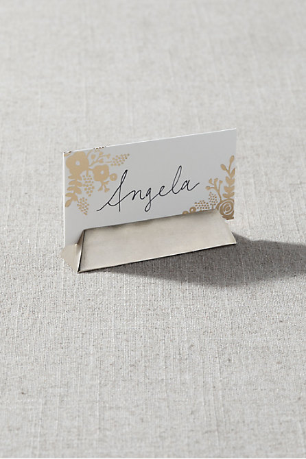 Triangle Place Card Holder