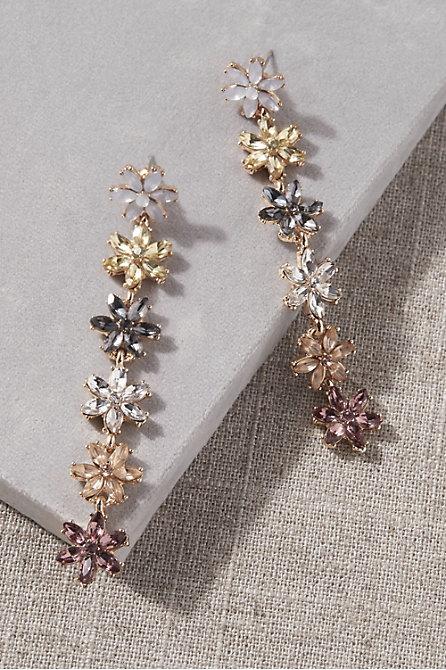 Blume Drop Earrings