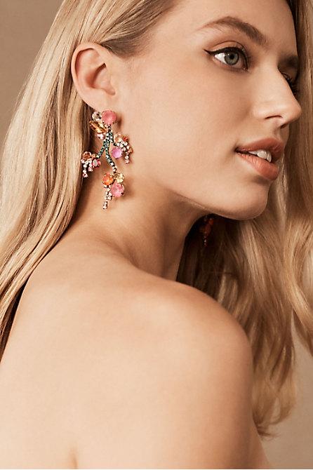 Loren Hope Lipa Chandelier Earrings