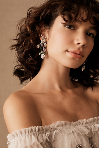 View larger image of Loren Hope Parcelle Earrings