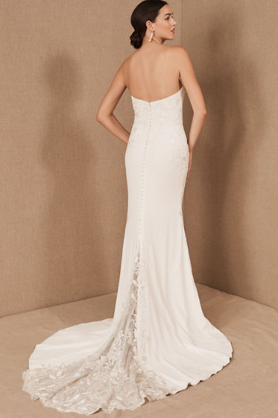 View larger image of Wtoo by Watters Vanya Gown