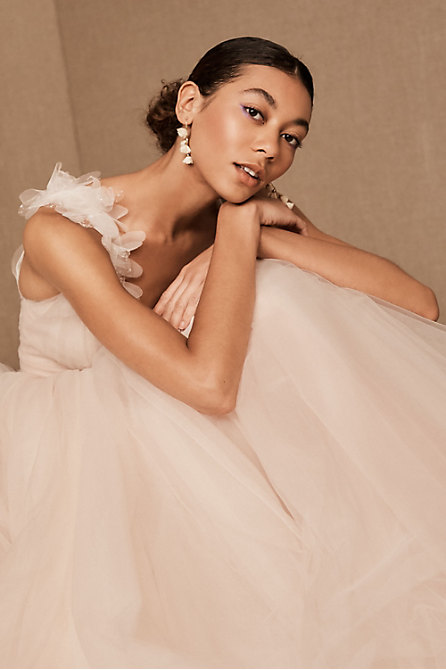 Wtoo by Watters Chrysa Gown