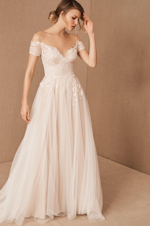 Wedding Dresses \u0026 Gowns - BHLDN