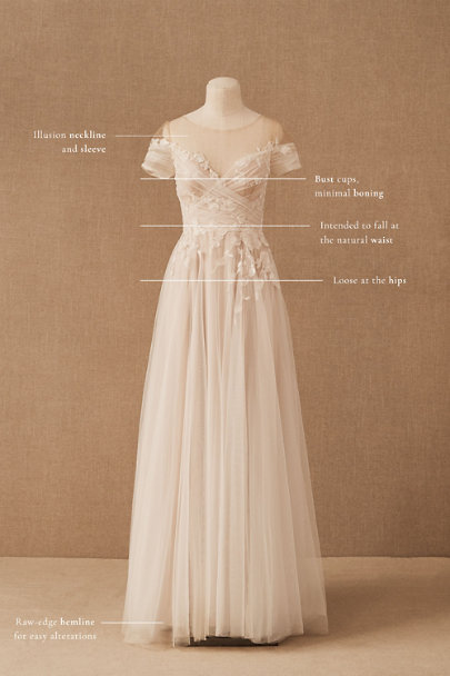 View larger image of Willowby by Watters Katara Gown
