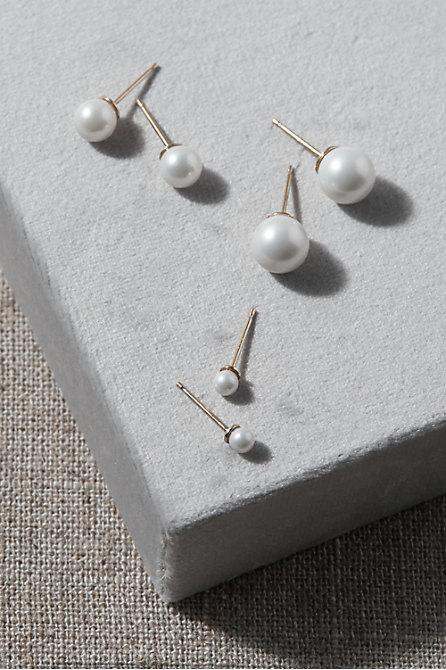 Cheri Pearl Earring Pack