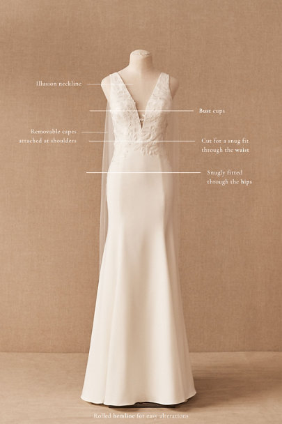 View larger image of Jenny by Jenny Yoo Langdon Gown