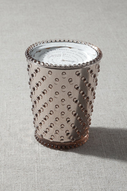View larger image of Blooming Hobnail Candle