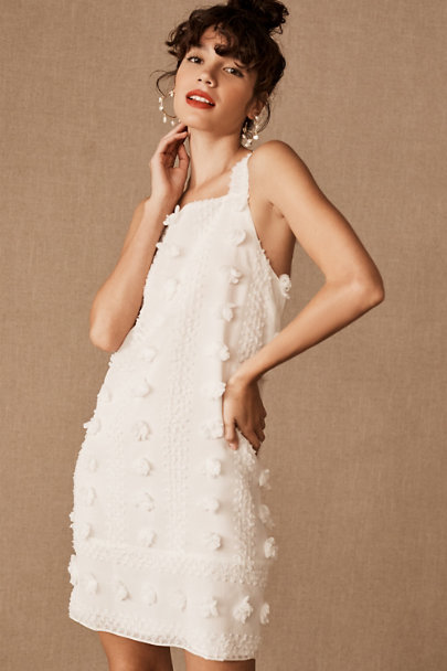 Vintage Inspired Wedding Dresses: 1920s-1960s Sunday in Brooklyn Atwood Dress $150.00 AT vintagedancer.com