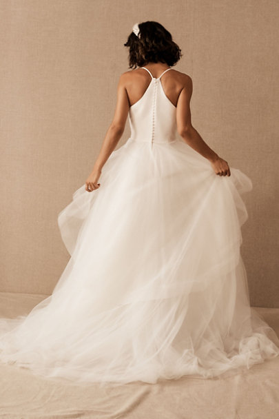 View larger image of Nouvelle Amsale Cera Gown