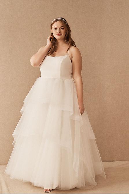 Nouvelle Amsale Cera Gown