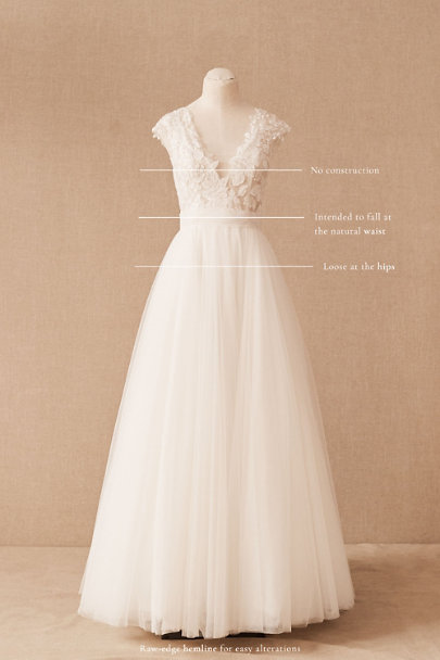 View larger image of Nouvelle Amsale Danielle Gown
