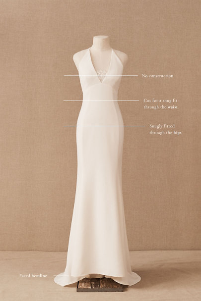 View larger image of Nouvelle Amsale Lucine Gown