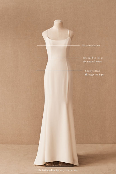 View larger image of Nouvelle Amsale Dimanche Gown
