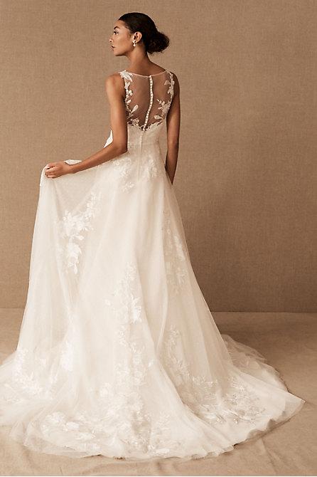 BHLDN Marceline Gown