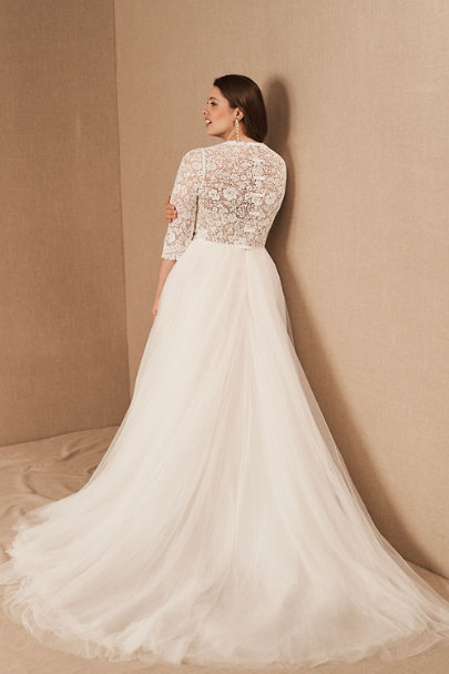 View larger image of Watters Frederique Gown