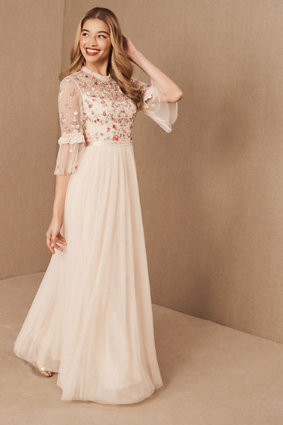 View larger image of Needle & Thread Butterfly Meadow Gown