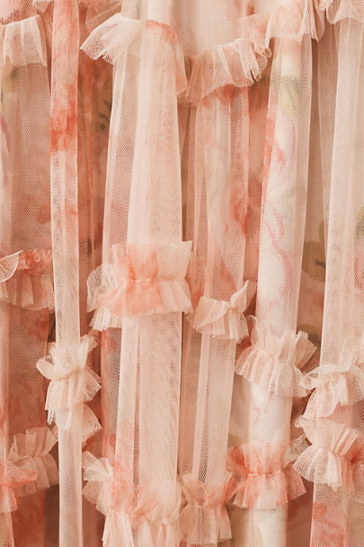 View larger image of Needle & Thread Ruby Bloom Gown