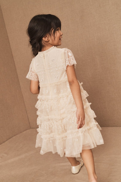 View larger image of Needle & Thread Andromeda Flower Girl Dress