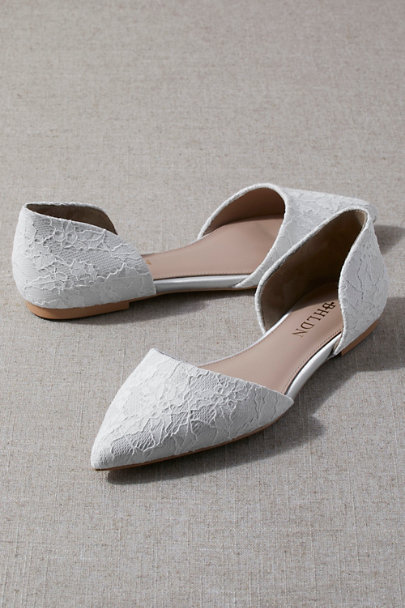 View larger image of BHLDN Ischia Flats