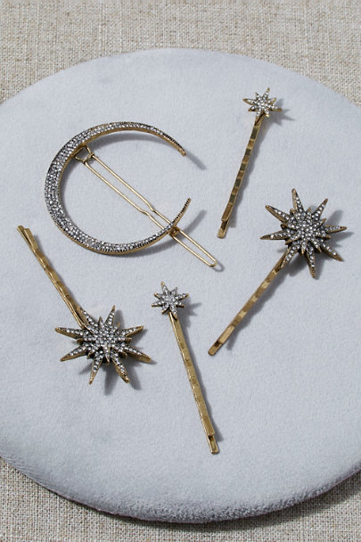 View larger image of Astria Hair Pin Set