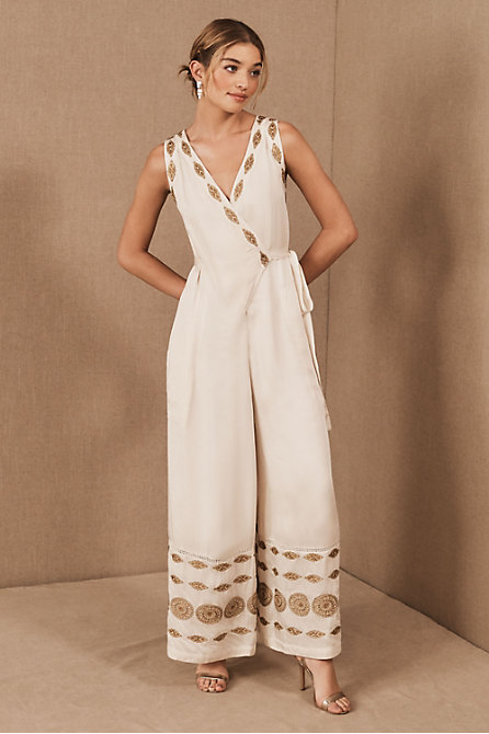 Burning Torch Monro Jumpsuit