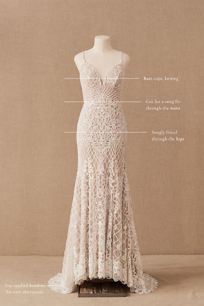 View larger image of Wtoo by Watters Dixie Gown