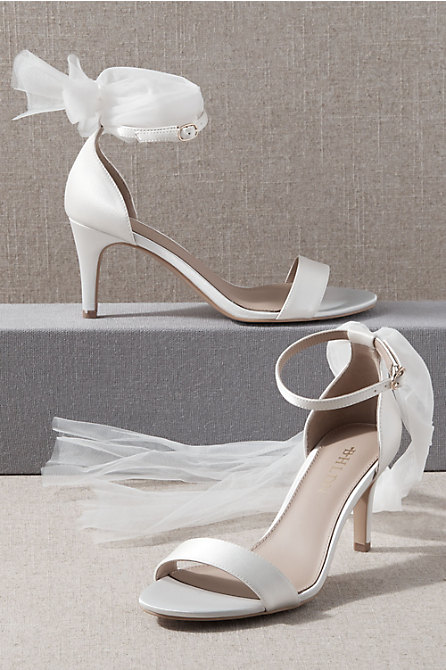 BHLDN Palumbo Heels