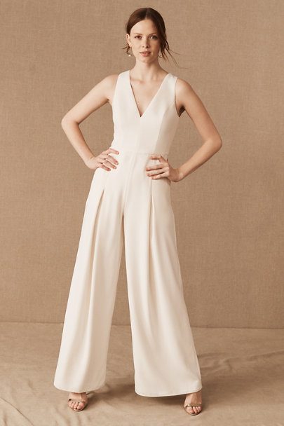 View larger image of Amsale Galway Jumpsuit