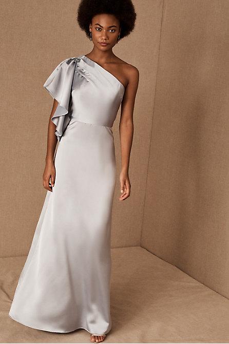 Monique Lhuillier Bridesmaids Clarelle Dress